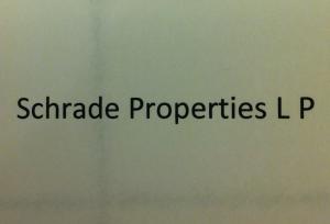 Schrade Properties LP
