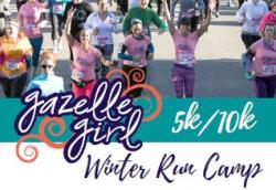 Gazelle Girl Run Camp - Grand Rapids