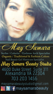 May Samara Beauty Studio