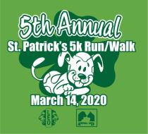 5th Annual St. Patrick's 5K Run/Walk