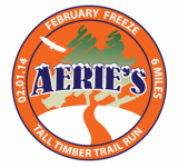 Aeries February Freeze Tall Timber Trail Run
