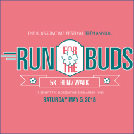 39th Annual Run for the Buds 5K Run/Walk