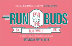 39th Annual Run for the Buds 10K Run & 5K Run/Walk