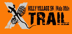 Hilly Village 5k Trail Run & 1 Mile Kids Run