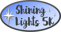 3rd Annual Shining Lights 5K and 1 mile Fun Run
