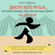 19th Annual Bruin Run/Walk
