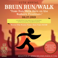 20th Annual Bruin Run/Walk