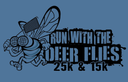 Run With The Deer Flies 25K & 15K