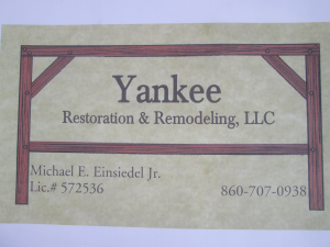 Yankee Restoration and Remodeling