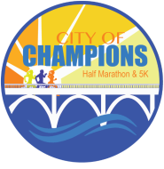 City of Champions Half Marathon and 5k