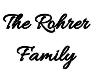 The Rohrer Family