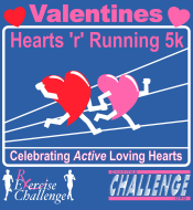 Valentines  - Hearts 'r' Running 5k (13th Annual)
