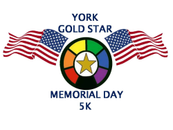 York Gold Star Memorial 5K Run & 9 Mile Tour de Memorials