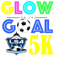 GLOW for the GOAL 5K hosted by Lanier Soccer Association