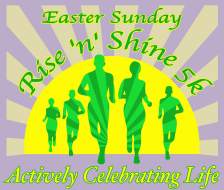 Easter Sunday  Rise 'n' Shine 5k (13th Annual)