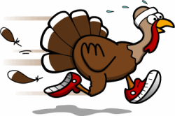 Turkey Day 5K & 5 Mile Runs