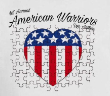 1st Annual American Warriors For Autism