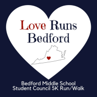 Love Runs Bedford 5K Run/Walk