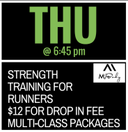 Thursday Strength Training @ M/Body