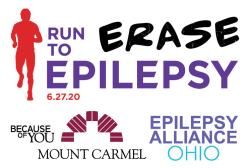 Run to Erase Epilepsy Virtual 5K Run/Walk