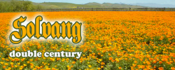 Solvang Double Century and Double Metric Century