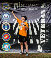 Indiana First Bank Veteran's Marathon, Half Marathon, and Marathon Relay