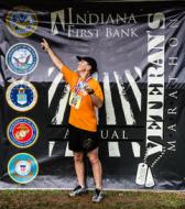 InFirst Bank Veteran's Marathon, Half Marathon, and Marathon Relay