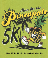 28th Annual Run for the Pineapple 5K 2019