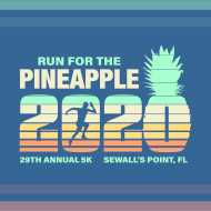 29th Annual Run for the Pineapple 5K 2020