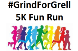 Grind for Grell 5K Fun Run