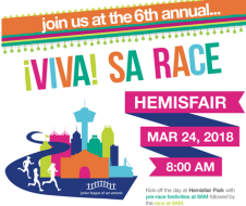 6th Annual ¡VIVA! SA Race