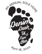 Sole Hope Denim Dash VIRTUAL 5K