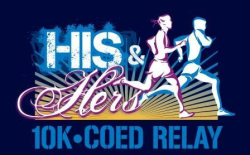 Sweetheart 10k His and Her Relay and Lonely Heart 5k and 10K solo races