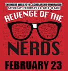 Engineers Week 2019 - Revenge of the Nerds: 5K Run/Walk Scholarship Fundraiser