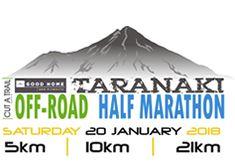 Taranaki Off-Road Half Marathon