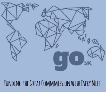 GO5k Race: Funding the Great Commission With Every Mile