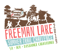 Freeman Lake Summer Trail Challenge 5K and 10K