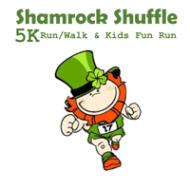 Shamrock Shuffle 5K & Kids Fun Run