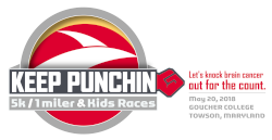 Keep Punching 5K, 1 Mile Walk & Kids Races
