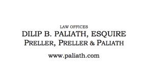 Maryland Lawyer Dilip Paliath