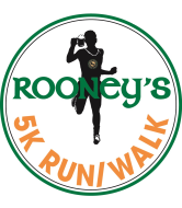 13th Annual Rooney's 5K Run/Walk