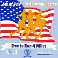 Free to Run 4 Miles (12th Annual)