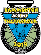 Hammonton Sprint Triathlon/Duathlon/AquaBike *#