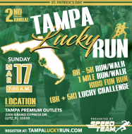 Tampa Lucky Run