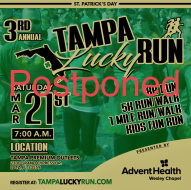 Tampa Lucky Run (Virtual)