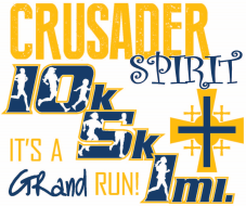 Crusader Spirit 10K/5K/1Mile