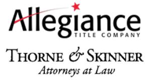 Allegiance Title, Thorne & Skinner, Attorneys at Law