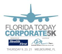 FLORIDA TODAY Corporate 5K