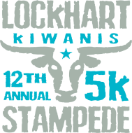 13th Annual Lockhart Kiwanis 5K Stampede