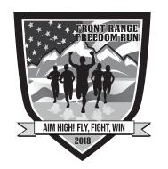 Front Range Freedom Run 2018